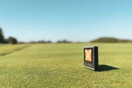 Teemarker van Golfbaan The Dutch in Spijk
