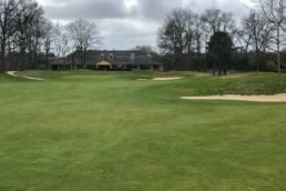 Hole 9 Goyer Golf & Country Club
