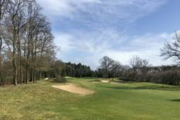 Smalle hole Goyer Golf & Country Club