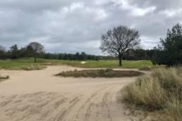 Waste area Goyer Golf & Country Club