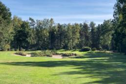 Greencomplex op Royal Golf Club du Hainaut