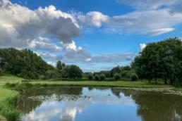 Hole13 van Golfbaan de Hooge Rotterdamsche