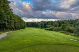 Hole17 van Golfbaan de Hooge Rotterdamsche