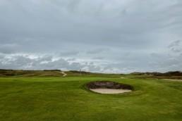 Domburgsche Golfclub green hole 6