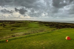 Domburgsche Golfclub hole 1