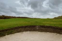 Domburgsche Golfclub potbunker