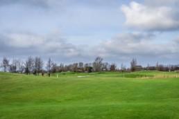 Hole 6 op Golfbaan Dirkshorn