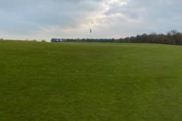 Green hole 13 van Golfbaan de Swinkelsche