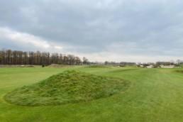 Hole 11 van Golfbaan de Swinkelsche
