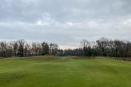Hole 16 van Golfbaan de Swinkelsche