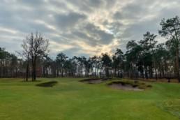 Hole 3 van Golfbaan de Swinkelsche