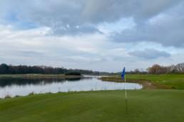 Hole 7 van Golfbaan de Swinkelsche