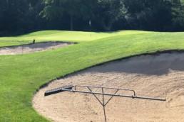 Hole 7 Botter op Golfclub Zeewolde