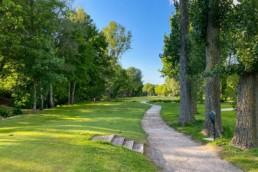 Tee hole 4 van Openbare Golfbaan Kralingen