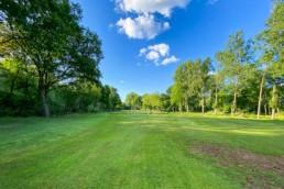 Hole 4 van Openbare Golfbaan Kralingen