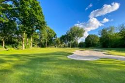 Hole 5b van Openbare Golfbaan Kralingen