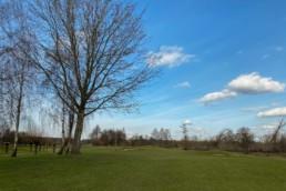 Hole 11 Utrechtse Golfclub Amelisweerd