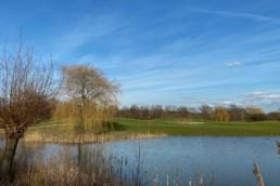 Hole 16 Utrechtse Golfclub Amelisweerd